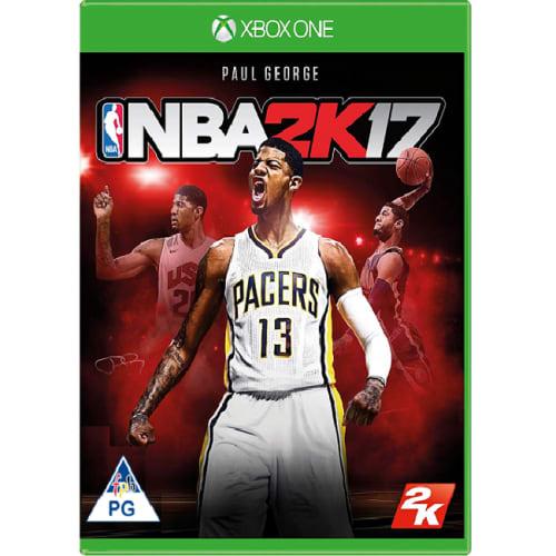 MICROSOFT NBA 2K17 (XBOX ONE)