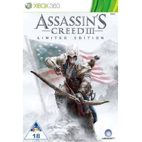 Pre Owned Microsoft Assassins Creed 3 Special Edition Xbox