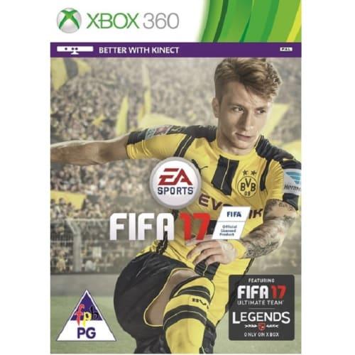 Pre-Owned   Microsoft Fifa 17 - Standard Edition (Xbox 360 ...