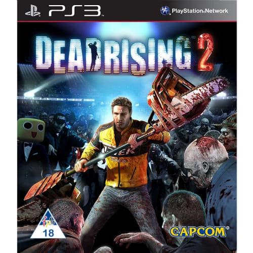 SONY DEAD RISING 2 (PS3)