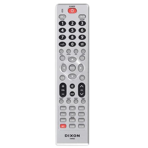 DIXON Universal HDTV Remote Control