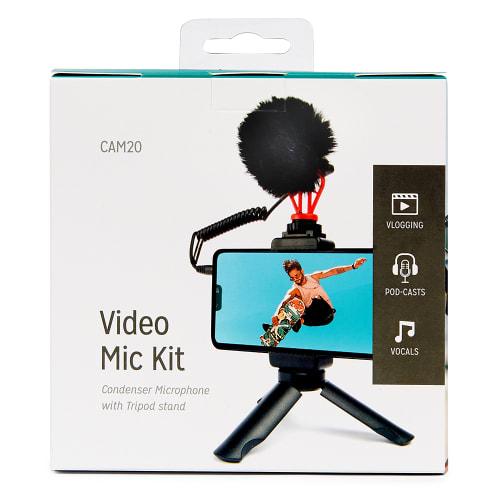 Dixon Video Mic Kit