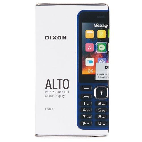 DIXON Alto - Black