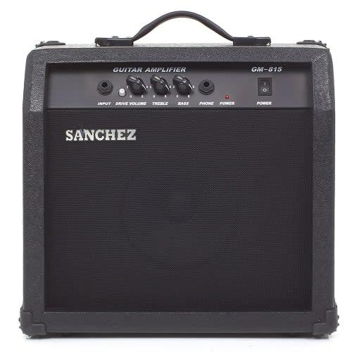 SANCHEZ 15W ELECTRIC GUITAR AMP (GM-815)