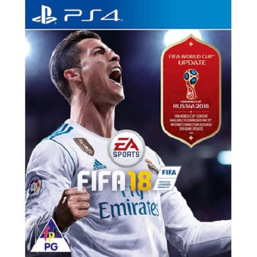 SONY FIFA 18 (PS4)