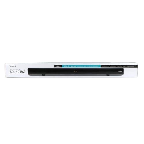 Dixon Bluetooth + HDMA ARC Sound Bar