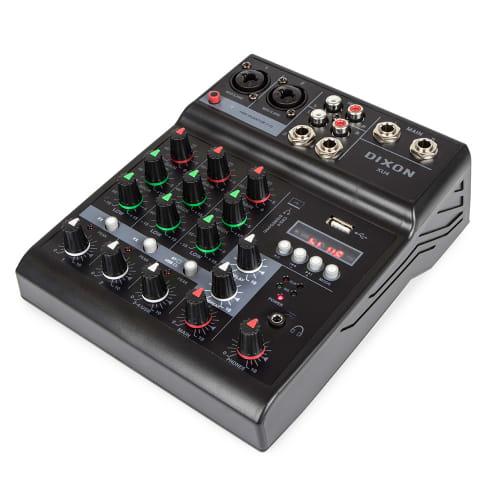 Dixon Multi-purpose 4-Channel Mixer