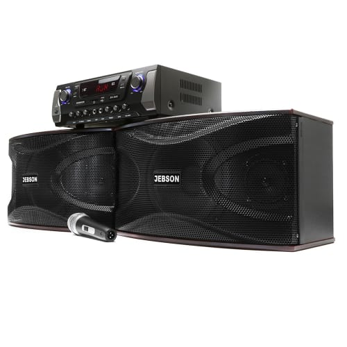 Jebson Stereo Speaker System