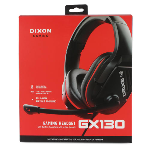 Dixon Gaming GX130 Headphone