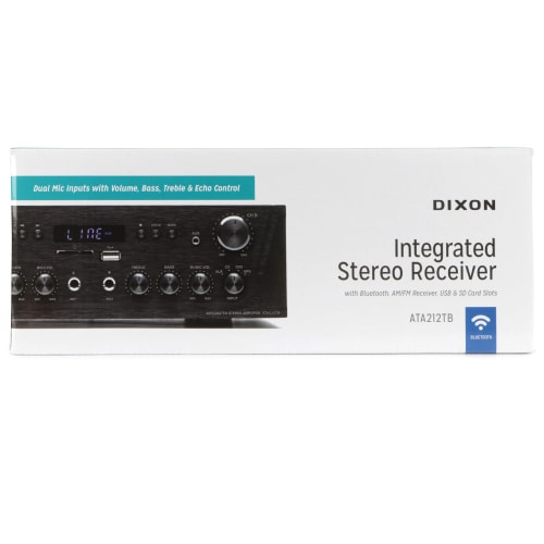Dixon Integrated Stereo Receiver