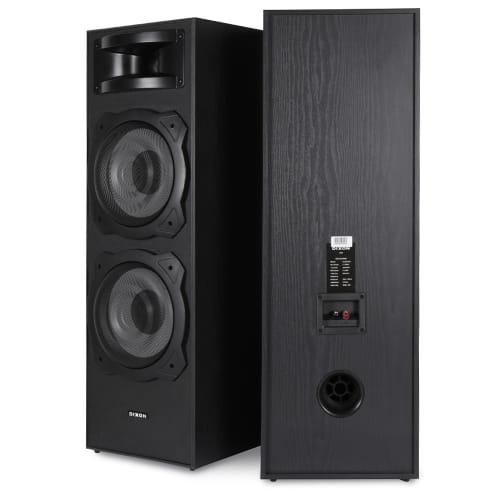 Dixon Dual 10-inch Stereo Speakers (pair)