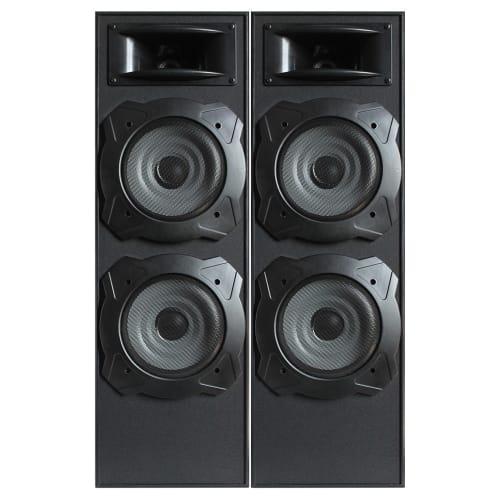 Dixon Dual 8-inch Stereo Tower Speakers (pair)