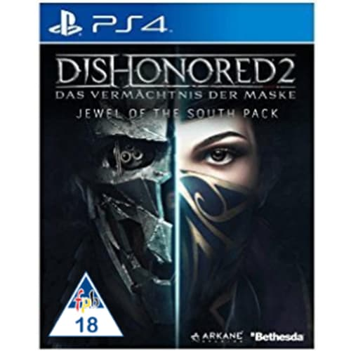 SONY DISHONORED 2: JEWEL OF THE SOUTH (PS4)