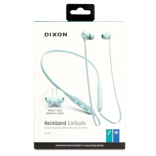 Dixon Bluetooth Neckband Earbuds