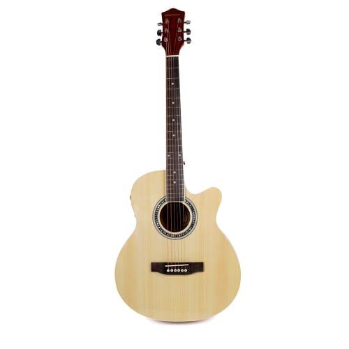Sanchez 40-inch Full-size Acoustic Guitar