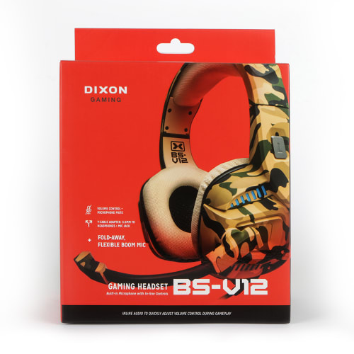 Dixon Gaming Headset