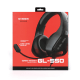 Dixon Gaming Headset with built-in mircrophone