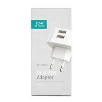 DIXON Dual USB Charging Adapter – with Fast Charging