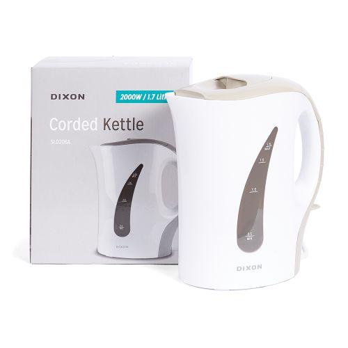 DIXON Corded Kettle 2000W