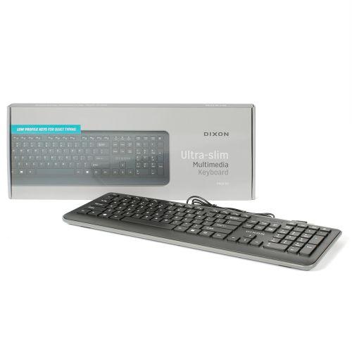 DIXON Multimedia Keyboard