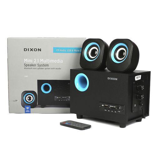 DIXON Multimedia Speaker System