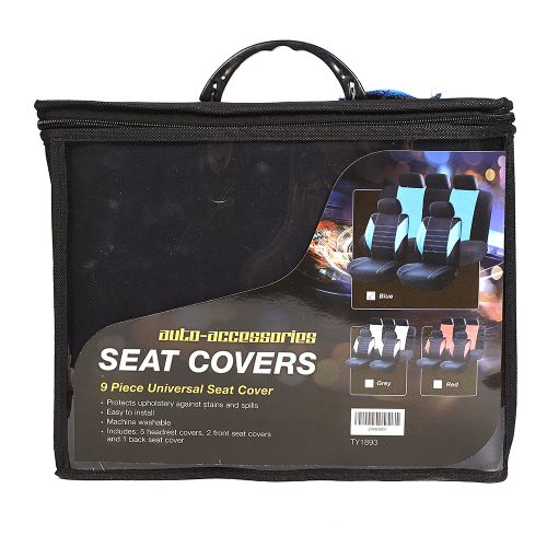 Auto Accessories Universal Seat Covers - 1534416123