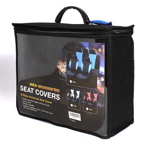 Auto Accessories Universal Seat Covers - 1534416125