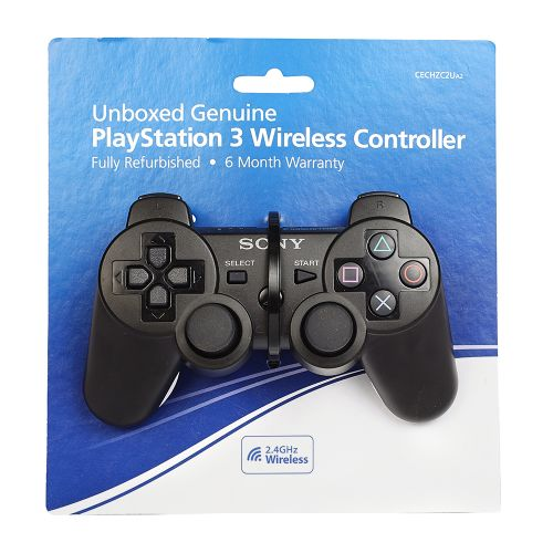 Refurbished PS3 wireless controller