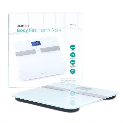 AMBER Body Fat Health Scale