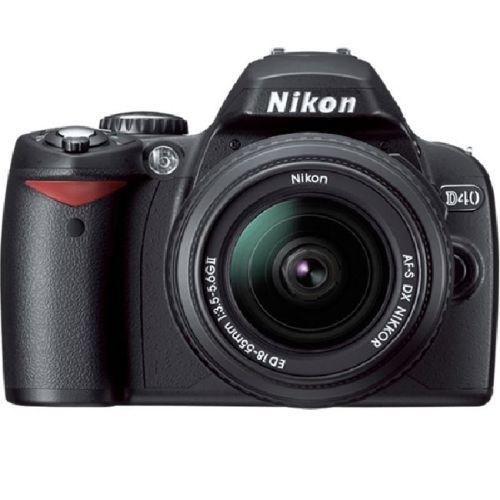 Nikon DSLR CAMERA (D40)