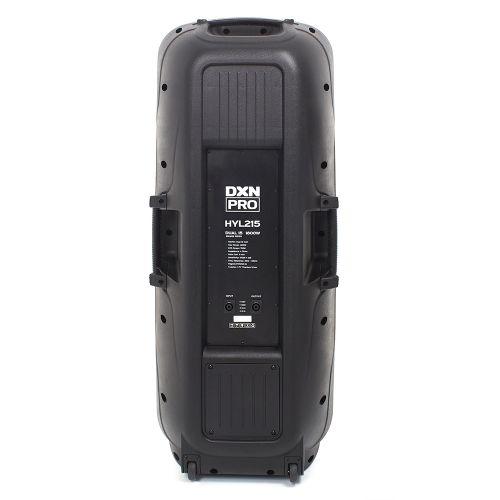 """DXNPRO Dual 15"""" 1400W Speaker System"""