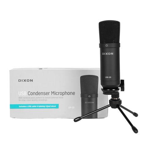 DIXON USB Condenser Microphone