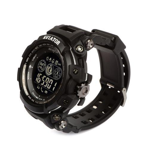 Aviator Digital Sports Watch - 1557813625