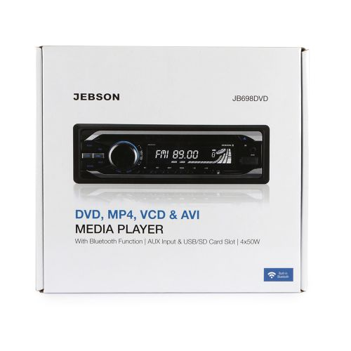 JEBSON DVD, MP4, VCD & AVI Player