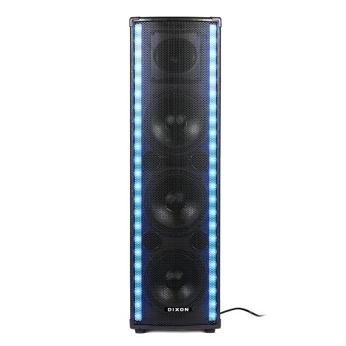 DIXON Lightwave Speaker – with Multi-coloured LED's - 1560146535