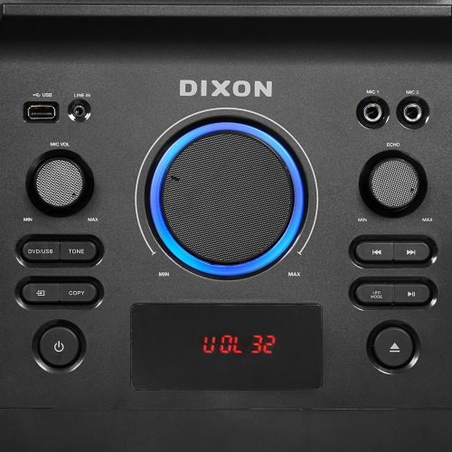 DIXON Multimedia Entertainment Centre - 1561961642