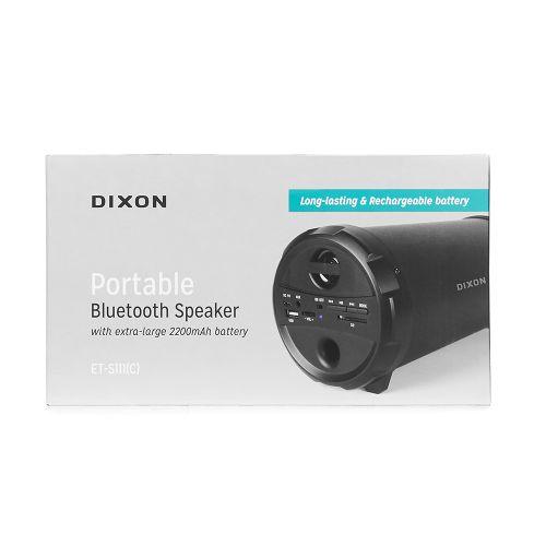 DIXON Portable Bluetooth Speaker