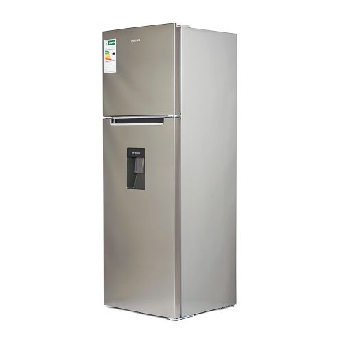 DIXON 410 Litre Double Door Fridge/Freezer
