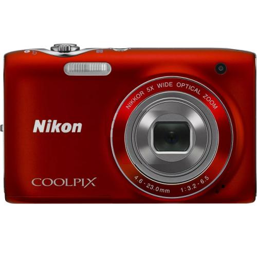 Nikon DIGITAL CAMERA (COOLPIX S3100)