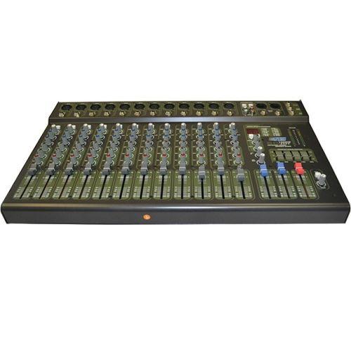 HYBRID 12CH DJ LINE MIXER (SC12220P)
