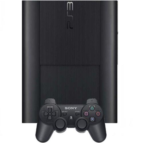 SONY PLAYSTATION 3 SUPER SLIM (120GB)