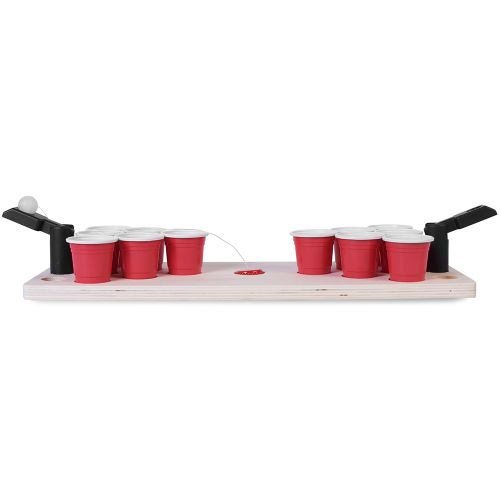 Mini Beer Pong Set