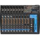 HYBRID 6CH DJ LINE MIXER (ML1202DUSBX)