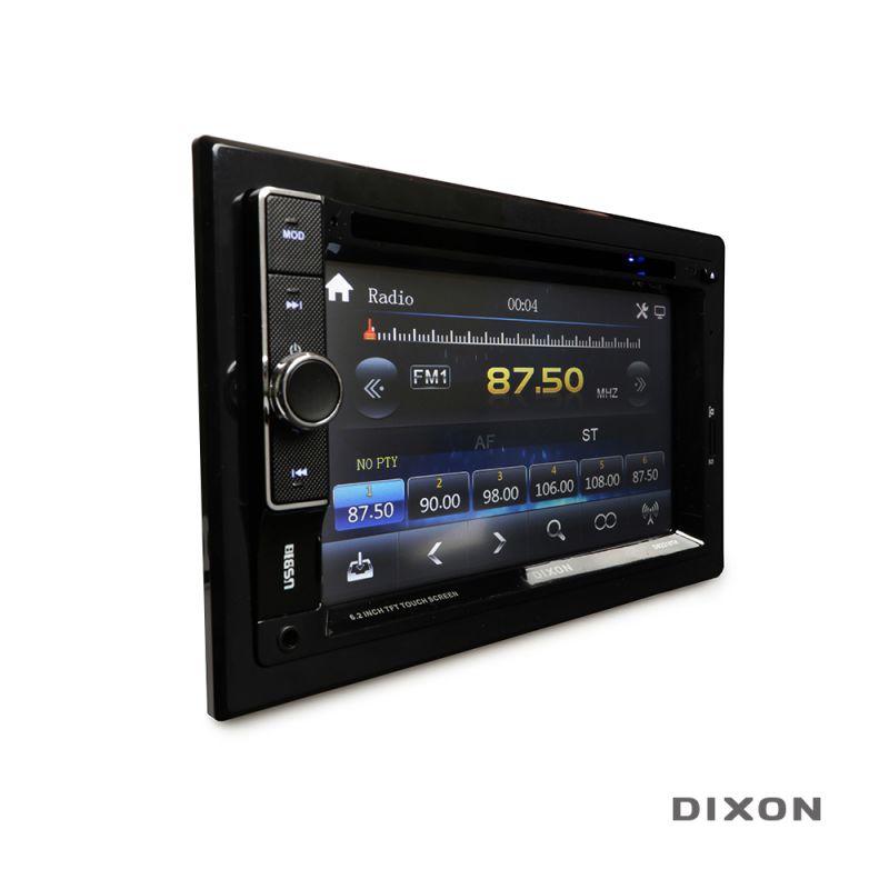 """DIXON 6.2"""" DVD & Digital Receiver - 1559886058"""
