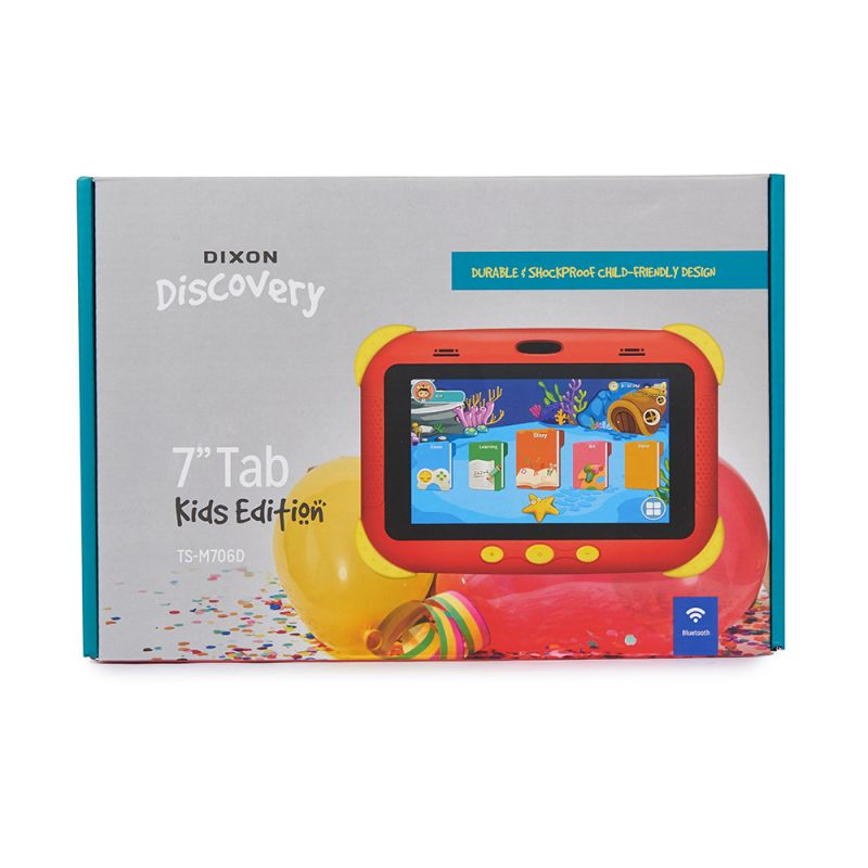 DIXON Discovery  Kids Edition Tablet - 1561356227