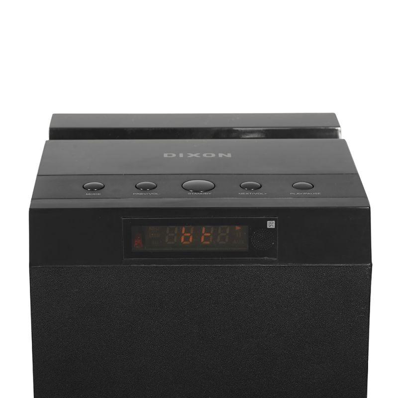DIXON Bluetooth Media Tower - 1561442197