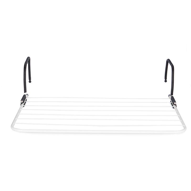 Over Door Clothes Hanging Rack - 1567086156