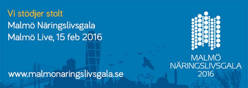 Malmö Näringslivsgala 2016