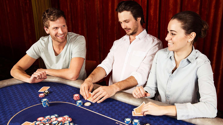Prova på poker