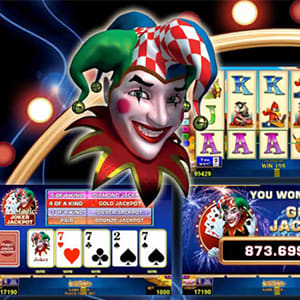 Magic Joker Jackpot - Mystery progressive jackpot
